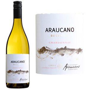 VIN BLANC Hacienda Araucano Chardonnay - Vin blanc x1