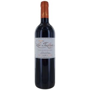 VIN ROUGE Les Tuileries 2016 Côtes De Bourg - Vin Rouge de B