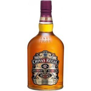 WHISKY BOURBON SCOTCH Chivas Regal 12 ans (100cl) Blend