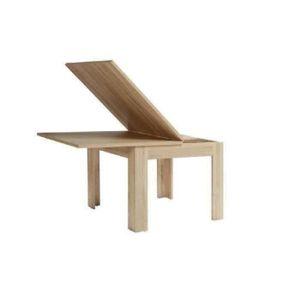 TABLE À MANGER SEULE Table à manger extensible - 6-8 personnes - Style