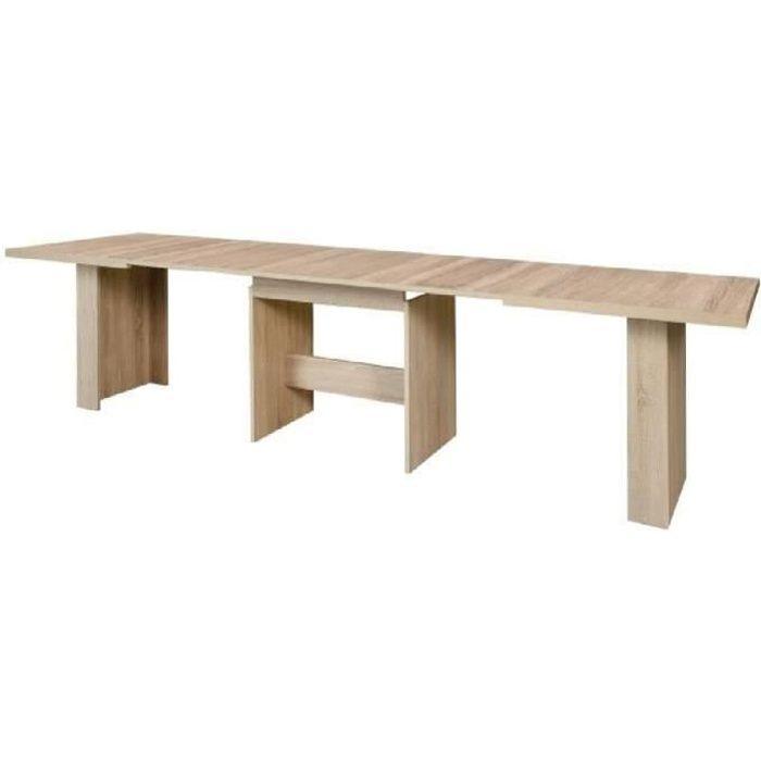 Table Extensible 10 Personne Achat Vente Pas Cher