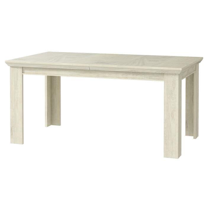 TABLE À MANGER SEULE KASHMIR Table à manger extensible de 6 à 8 personn