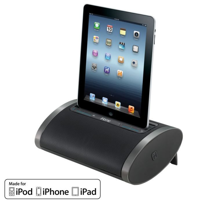 Ihome id48 station d 39 accueil ipod iphone ipad station d 39 accueil pr - Enceinte iphone ipad ...