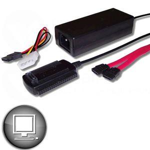 CÂBLE INFORMATIQUE Convertisseur USB 2.0 SATA / IDE