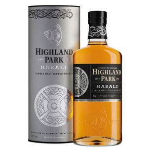 WHISKY BOURBON SCOTCH Highland Park Harald 40° 70cl