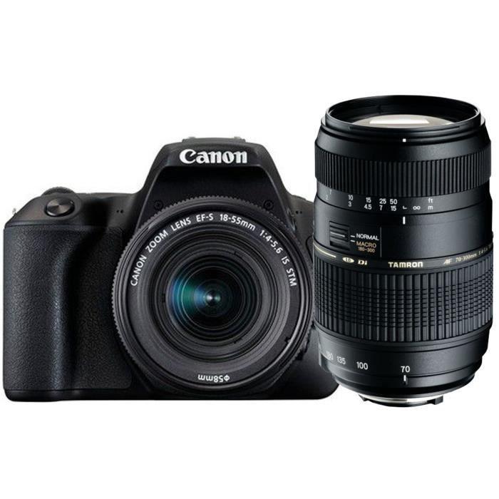 APPAREIL PHOTO RÉFLEX CANON EOS 2000D Reflex + Objectif AF 70-300mm
