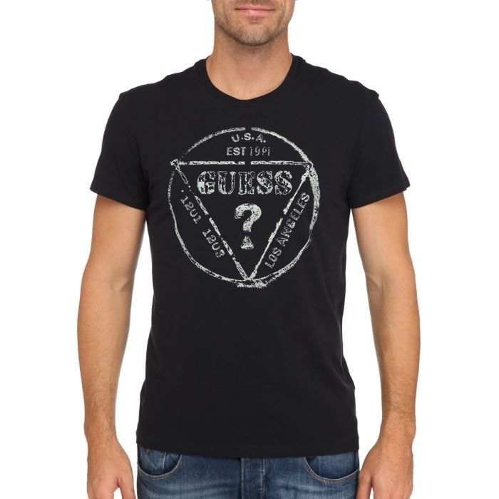 guess t shirt guess t shirt homme. Black Bedroom Furniture Sets. Home Design Ideas