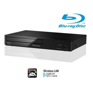 panasonic dmp bd83 lecteur blu ray 2d dvd usb wifi lecteur blu ray avis et prix pas cher. Black Bedroom Furniture Sets. Home Design Ideas