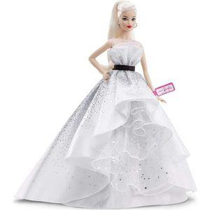 POUPÉE BARBIE SIGNATURE - 60ème Anniversaire Barbie Blond