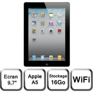 TABLETTE TACTILE Apple iPad 2 16 Go