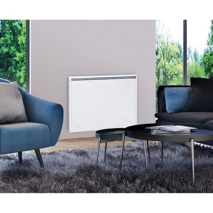 chaufelec soprano 1000 watts radiateur lectrique inertie fonte active dynamique achat. Black Bedroom Furniture Sets. Home Design Ideas