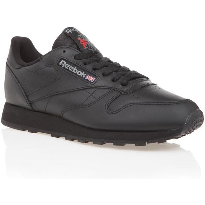 REEBOK Baskets CL Leather Chaussures Homme lkTwVE