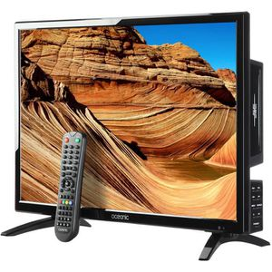 Téléviseur LED OCEANIC 24DVDB2 TV LED HD 60cm (23.6'') Combo DVD