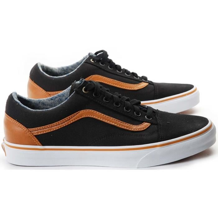 vans old skool homme cuir