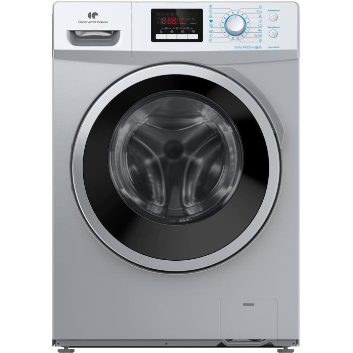 LAVE-LINGE CONTINENTAL EDISON CELL914DDS  Lave linge frontal