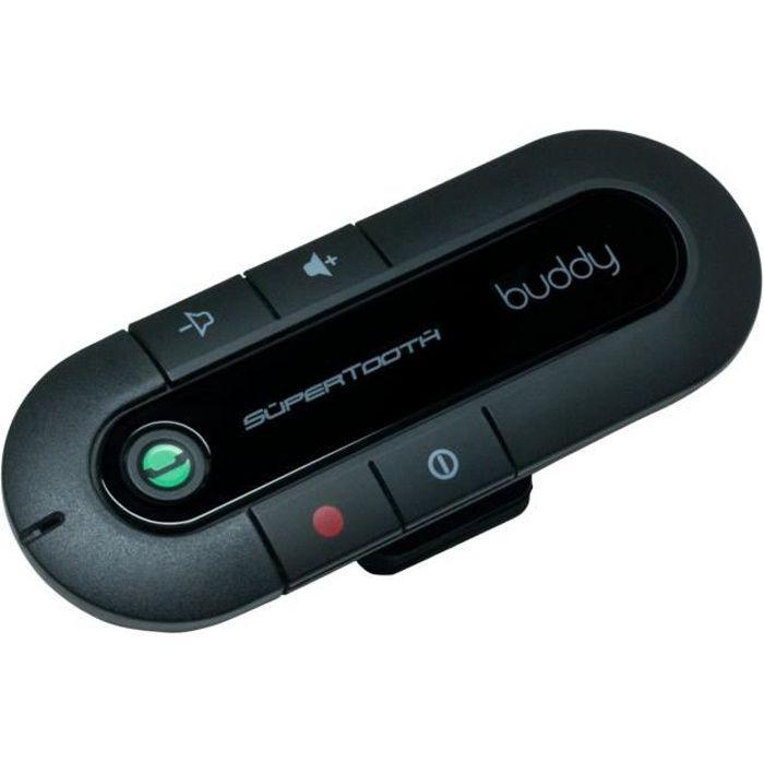 KIT BLUETOOTH TÉLÉPHONE Supertooth Buddy - Kit Bluetooth voiture