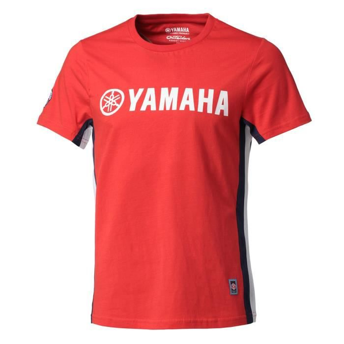 YAMAHA T-shirt Jersey Manches courtes - Homme