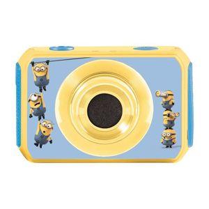 APPAREIL PHOTO ENFANT LES MINIONS Camera Move Cam 1.3MP Lexibook