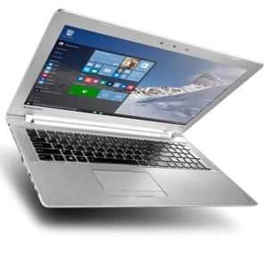 ORDINATEUR PORTABLE LENOVO PC Portable - Ideapad 500-15ISK3D - 15'6 Fu