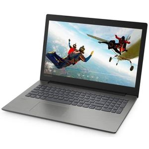 "Vente PC Portable Ordinateur Portable - LENOVO Ideapad 330-15IKB - 15"" HD - Intel Pentium 4415U - RAM 4Go - Stockage 1To+128Go SSD - Windows 10S pas cher"