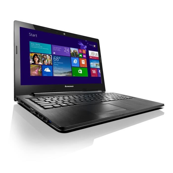 lenovo pc portable ideapad g50 80 core i3 15 6 no prix. Black Bedroom Furniture Sets. Home Design Ideas