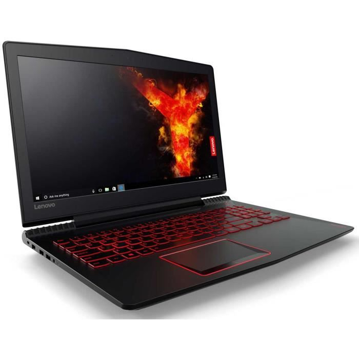 ORDINATEUR PORTABLE LENOVO PC Portable Gamer Legion Y520-15IKBN 15,6""