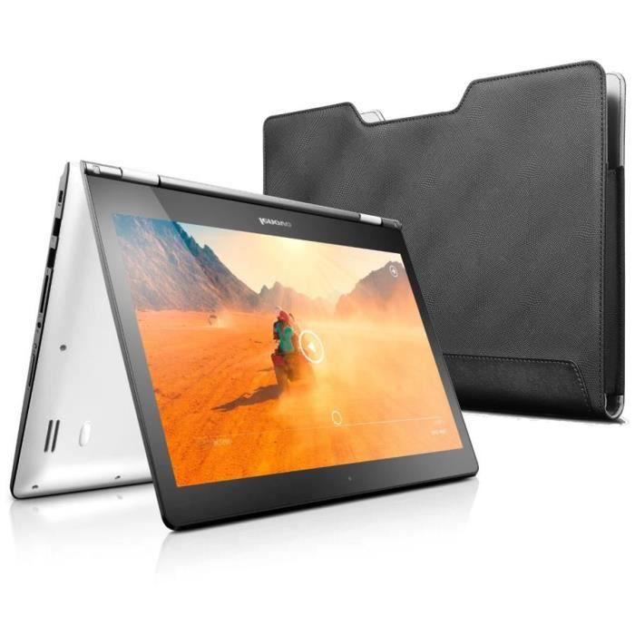 lenovo pc convertible housse yoga 500 14 14 full hd