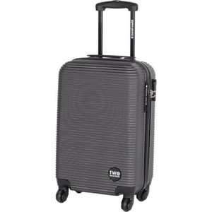 VALISE - BAGAGE TRAVEL WORLD Valise Cabine Trolley 4 Roues ABS 50