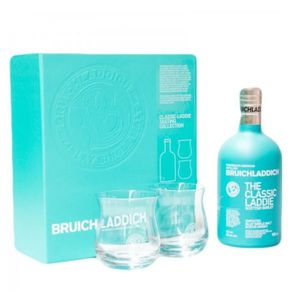 WHISKY BOURBON SCOTCH Whisky Bruichladdich The Classic Laddie Scottish B