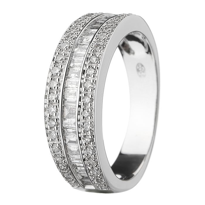 LE DIAMANTAIRE Alliance Femme - Achat / Vente alliance - solitaire LE ...