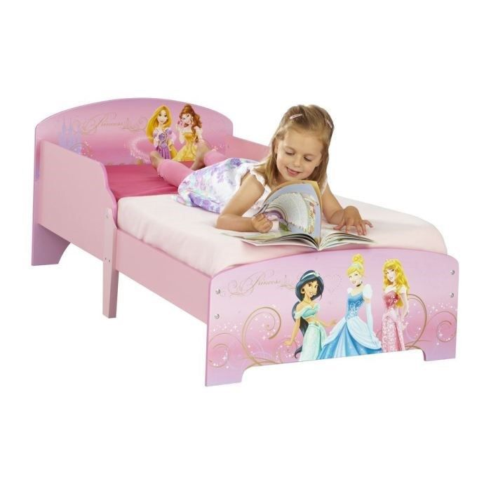 juniors chambre enfant disney princesses lit  x cm f wordir