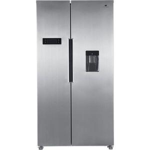 RÉFRIGÉRATEUR AMÉRICAIN CONTINENTAL EDISON Réfrigérateur américain 433L (2