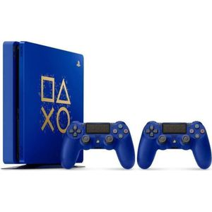 CONSOLE PS4 PS4 500 Go Ed.Limitée Days of Play + 2eme DS4 Edit