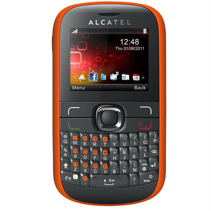 alcatel one touch 585 d orange achat t l phone portable. Black Bedroom Furniture Sets. Home Design Ideas