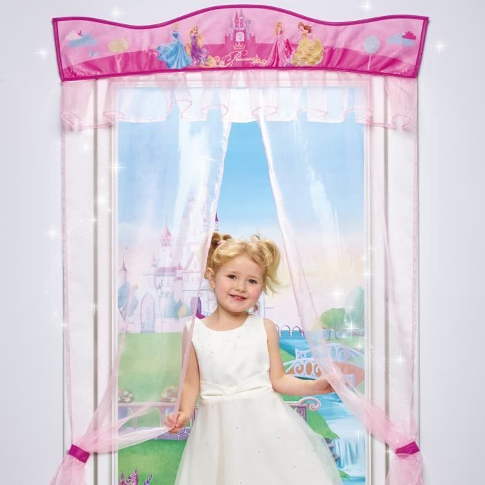 Disney princesses d coration de porte f erique worlds for Decoration porte de chambre