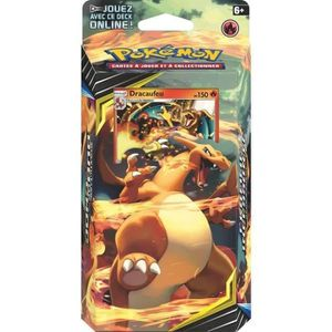 CARTE A COLLECTIONNER POKEMON Soleil et Lune 9 - Duo de choc - Starter S