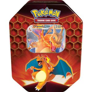 CARTE A COLLECTIONNER POKEMON - Pokébox de Noel 2019 - DRACAUFEU-GX