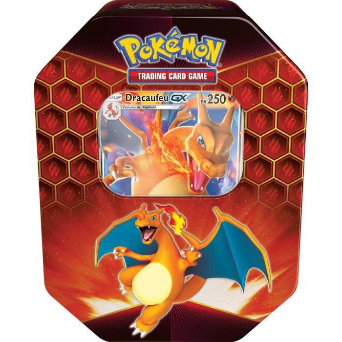 Pokemon Pokébox De Noel 2019 Dracaufeu Gx