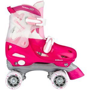 ROLLER IN LINE NIJDAM JUNIOR Rollers quad ajustables - Enfant - R