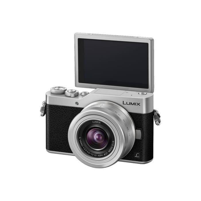 APPAREIL PHOTO HYBRIDE PANASONIC GX800 Hybride + Optique 12-32/ Capteur M