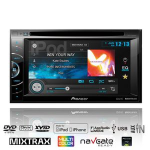 pioneer avh x1500dvd autoradio dvd 2din mixtrax achat vente autoradio pioneer avh x1500dvd 2. Black Bedroom Furniture Sets. Home Design Ideas