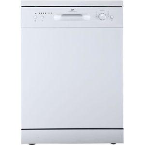 LAVE-VAISSELLE CONTINENTAL EDISON - Lave-vaisselle - Blanc - 12 c