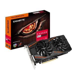 CARTE GRAPHIQUE INTERNE Gigabyte Carte graphique AORUS Radeon™ RX580 Gamin