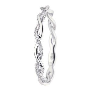 ALLIANCE - SOLITAIRE LE DIAMANTAIRE Alliance Or 375° et Diamants Femme