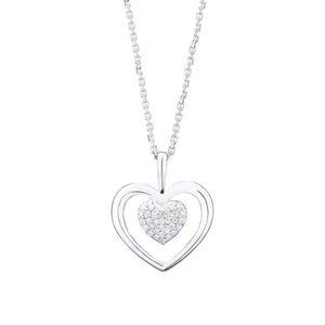 SAUTOIR ET COLLIER LE DIAMANTAIRE Collier Or Blanc 375° et Diamants F
