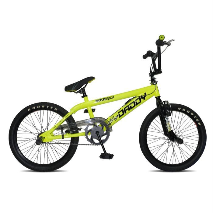 bmx freestyle adolescent big daddy prix pas cher cdiscount. Black Bedroom Furniture Sets. Home Design Ideas
