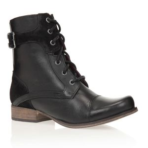 BOTTINE REDSKINS Bottines Cuir Melaine Chaussures Femme