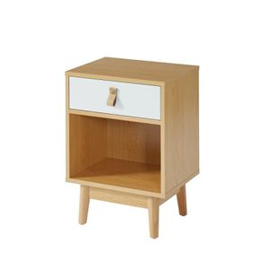 Table De Chevet Table De Nuit Cdiscount Com