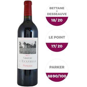 VIN ROUGE Château L'Evangile 2011 Pomerol - Vin rouge de Bor