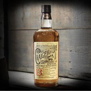 WHISKY BOURBON SCOTCH Craigellachie 13 Ans Whisky Single Malt 70 cl - 46
